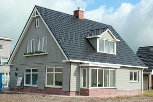 Energieneutrale All Electric Living nieuwbouwwoning